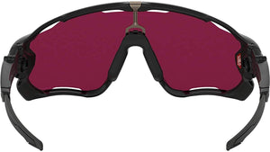 OO9290 Jawbreaker Shield Sunglasses, Matte Black/Prizm Snow Black, 31 mm