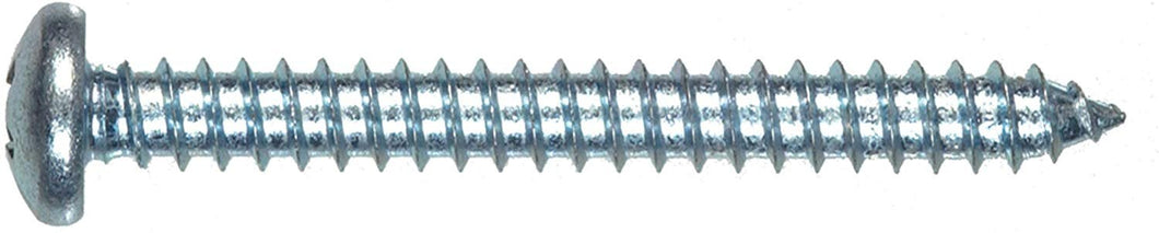 Hillman 80020 6X1-1/4 SHT Metal Screw