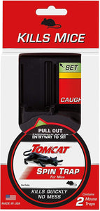 Tomcat Spin Trap for Mice