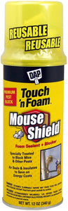 DAP 4001012506 12OZ Mouse Foam Sealant, Cream