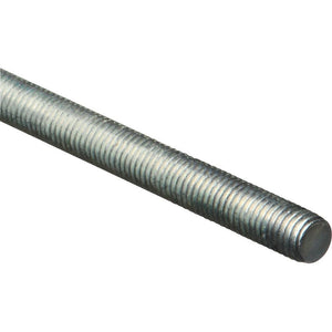 National Hardware N179-531 4000BC Steel Threaded Rod in Zinc plated