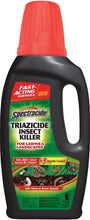 Load image into Gallery viewer, Spectracide Triazicide Insect Killer for Lawns & Landscapes Concentrate, 32-oz, 4-PK