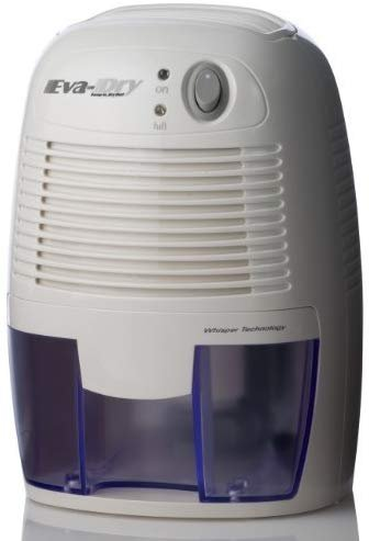 Eva-Dry Petite Electric Dehumidifier Ul And Ce Listed