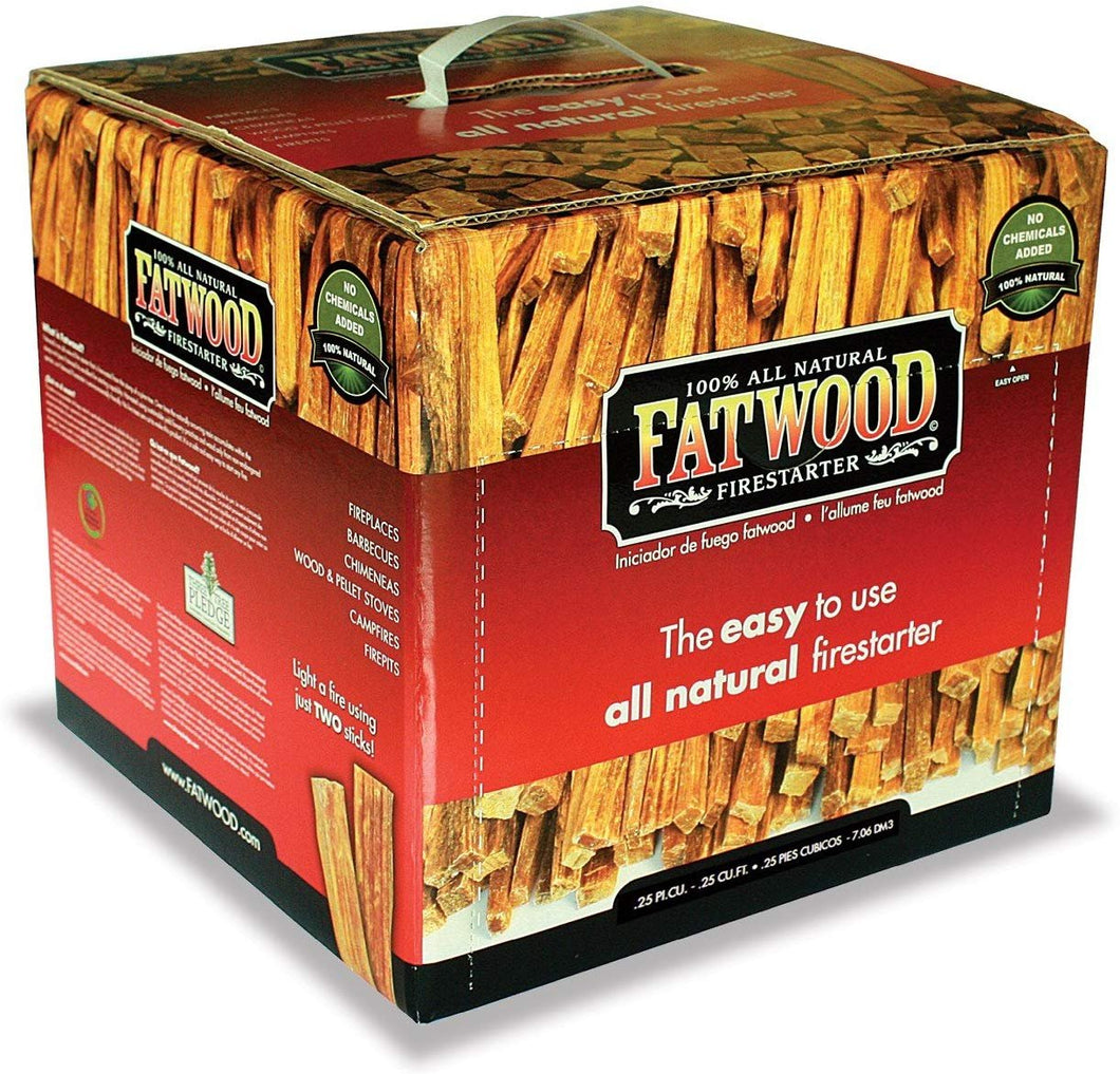 WOOD PRODUCTS INTERNATION FATWOOD COLOR BOX 10 POUND
