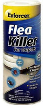 Load image into Gallery viewer, Enforcer Flea Killer For Carpets Multiple Insects Powder 20 Oz