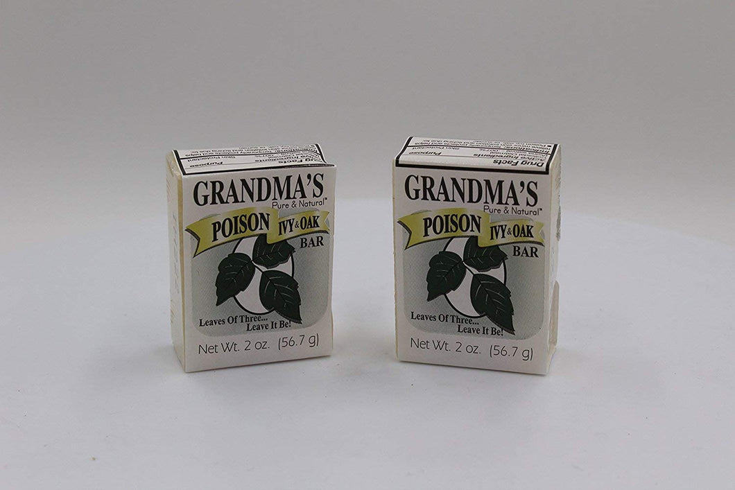 Grandma's Poison Ivy Bar 2oz. (3)
