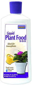 Bonide (BND108) - Liquid Plant Food, 10-10-10 Soil Fertilizer (8 oz.)