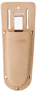 Corona AC 7220 Leather Pruner Scabbard Holster, 5-Inch