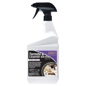 Bonide Products INC 371 Ready-to-Use Carpenter Ant Control, Quart, Brown/A