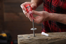 Load image into Gallery viewer, J-B Weld 27106 Perma-Lock High Strength Threadlocker - Red - 6 ml