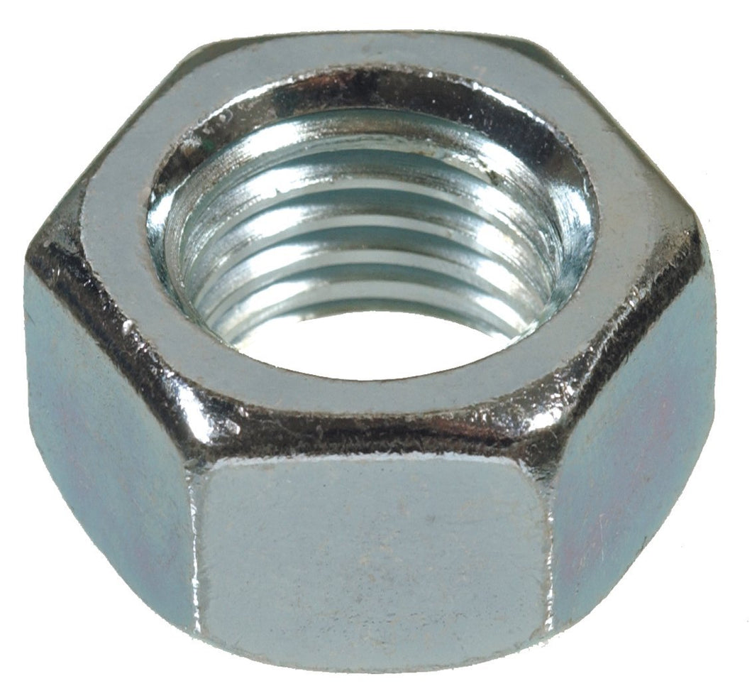 Hillman 160500 100PC 1/4-20 CRS HEX NUT