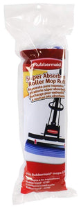 Quickie PVA Roller Mop Refill (2077953), Sold as 3 Pack