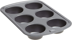 Good Cook 04030 4030 Muffin Pan, 2-3/4 in Dia x 14-1/2 in L x 8-1/2 in W x 6.8 in H