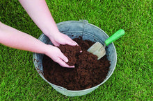 Load image into Gallery viewer, Burpee 8 qt Organic Coir Compressed Seed Starting Mix 1-Brick