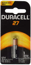 Load image into Gallery viewer, Duracell 52387 12V Keyless Battery