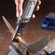 Load image into Gallery viewer, Dremel A679-02 Attachment Kit for Sharpening Outdoor Gardening Tools