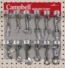 Load image into Gallery viewer, Campbell T7607401 Swivel Snap 7/8""