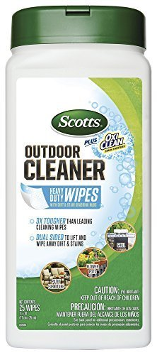Outdoor Clean Wipes 25ct