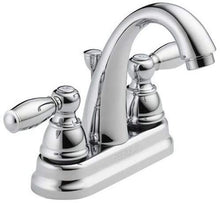 Load image into Gallery viewer, Peerless P299696LF Apex Two Handle Bathroom Faucet, Chrome