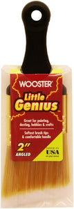 Wooster Brush Q3222-2 Little Genius Paintbrush, 2 Inch