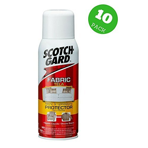 Scotchgard 14 oz. Fabric and Upholstery Protector, Pack of 10