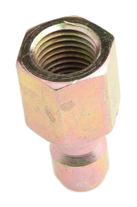 Forney 75135 Pressure Washer Accessories, Quick Coupler Plug, 1/4-Inch Female NPT, 5,500 PSI