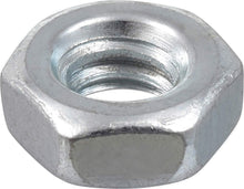 "Load image into Gallery viewer, Hillman 150003 1/4-20 C NEX Coarse Thread Hex Nuts, 1/4""-20, Steel, 100 Pieces"