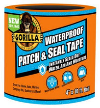Load image into Gallery viewer, Gorilla Glue 4612502 4x10 Patch/Seal Tape - Quantity 4