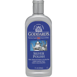 West Drive Goddard's Long Shine Silver Polish  707184
