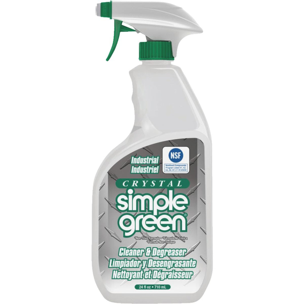 Sunshine Makers Simple Green Crystal Industrial Cleaner & Degreaser  610001219024