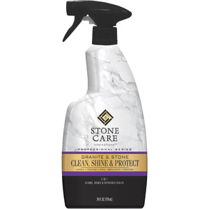 Weiman Products LLC Stone Care International Clean, Shine & Protect Cleaner  5179