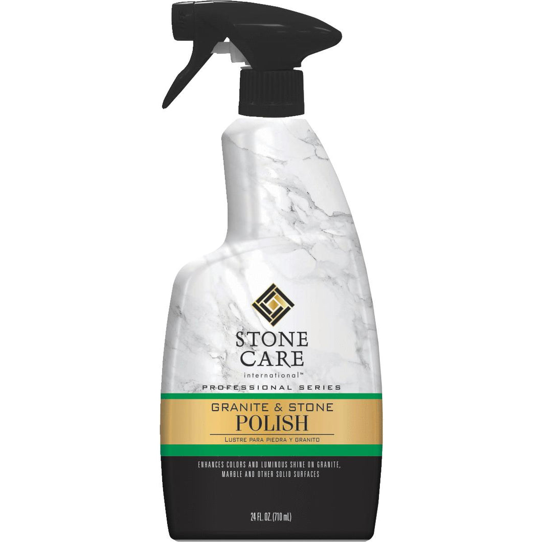 Weiman Products LLC Stone Care International Granite & Stone Polish  5184