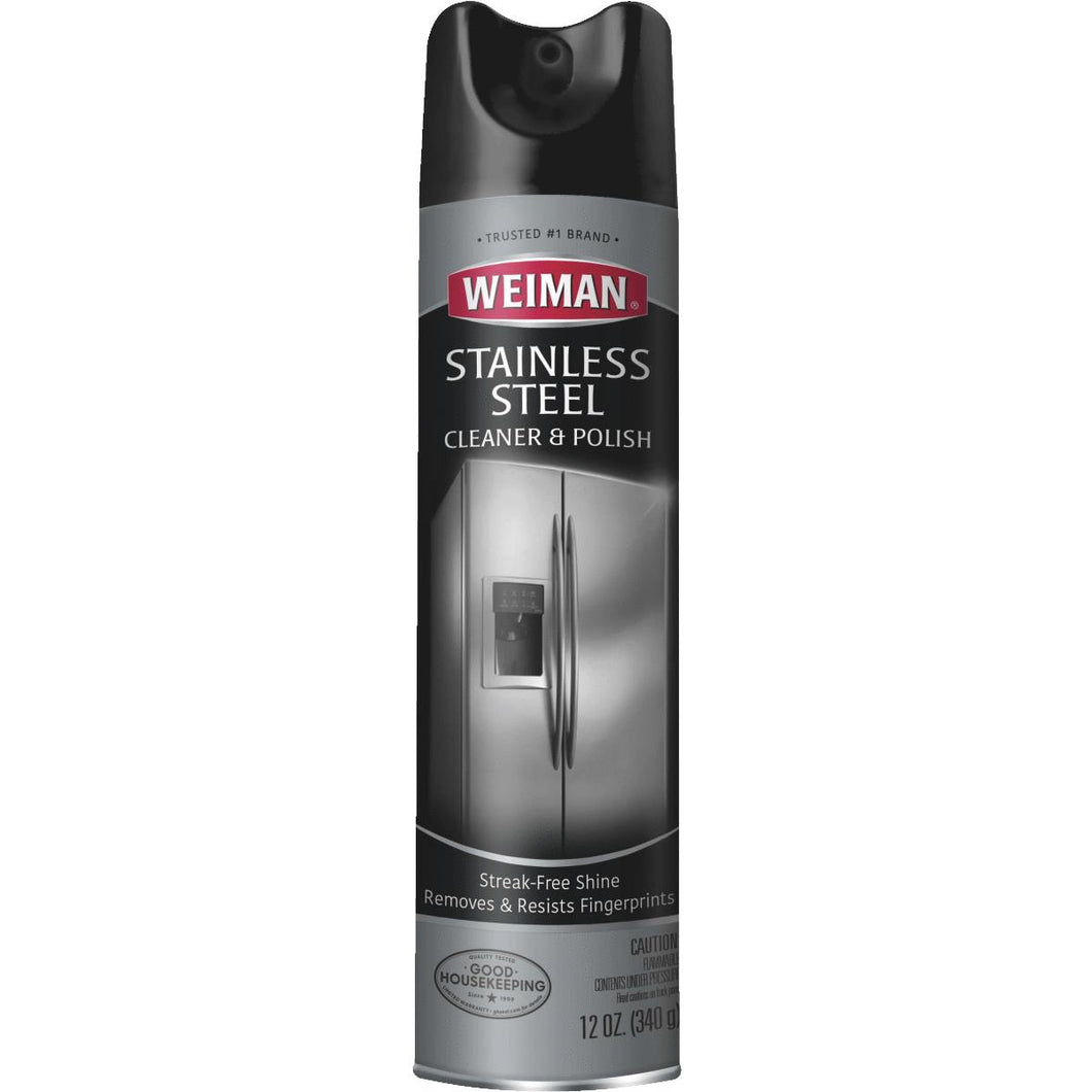 Weiman Products LLC Weiman Stainless Steel Aerosol Cleaner  2