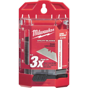 Milwaukee General Purpose Utility Knife Blade 48-22-1975