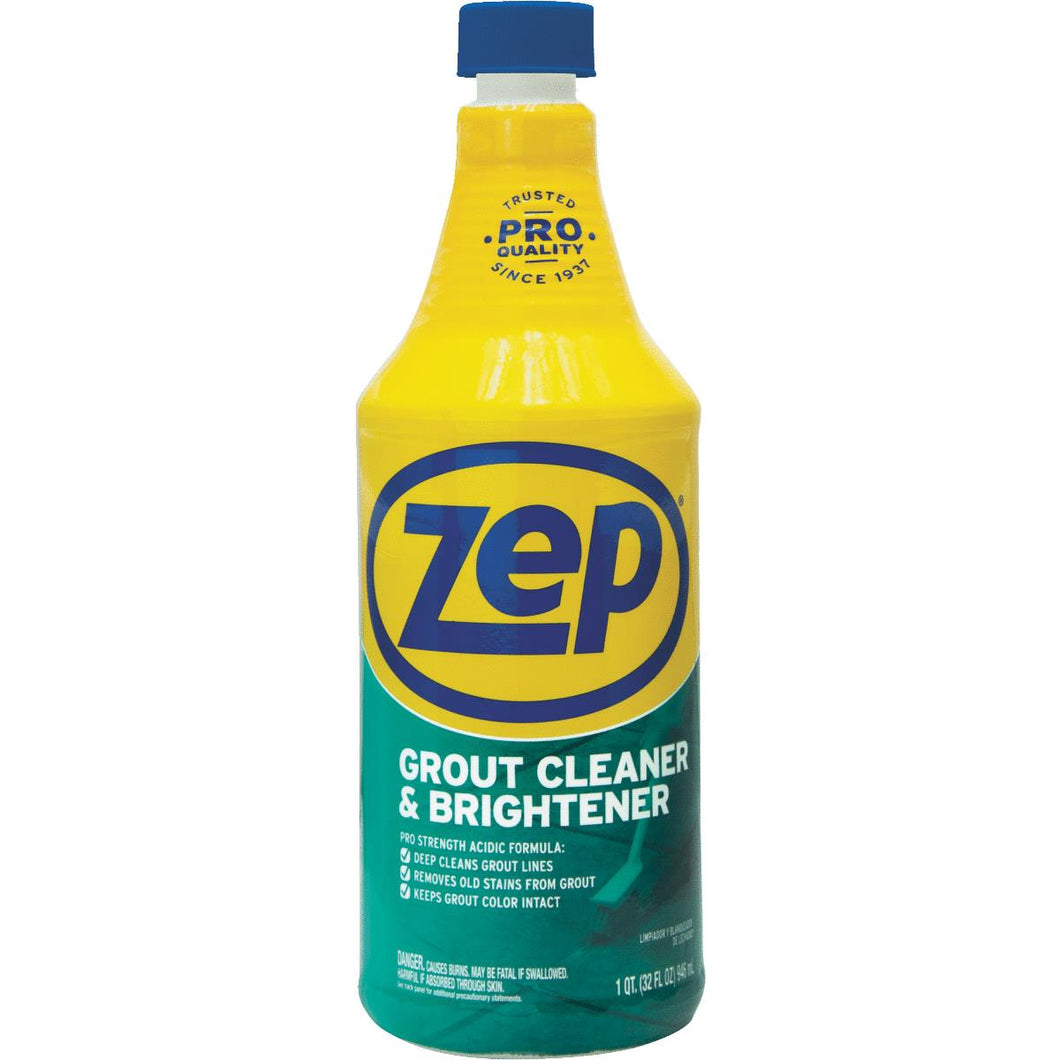 ZEP Enforcer Zep Commercial Floor Grout Cleaner  ZU104632