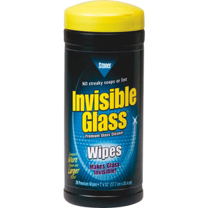 Stoner Stoner Invisible Glass Glass Cleaner Wipes  90166