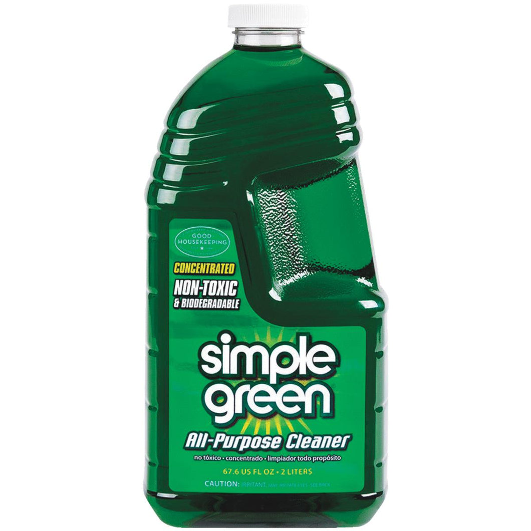 Sunshine Makers Simple Green All-Purpose Cleaner & Degreaser Concentrate  2710000613014