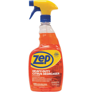 ZEP Enforcer Zep Commercial Citrus Cleaner & Degreaser  ZUCIT32