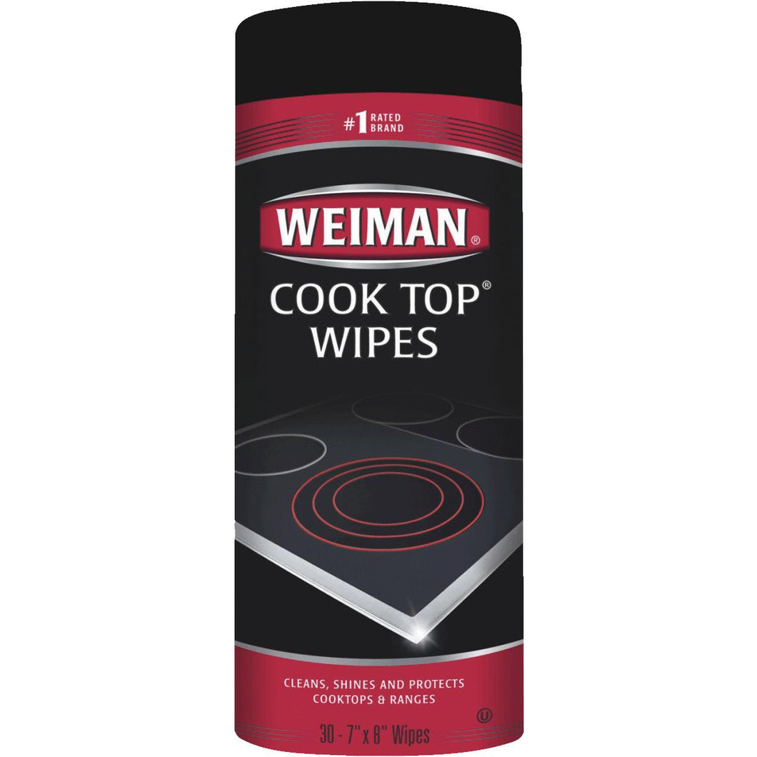 Weiman Products LLC Weiman Cook Top Cleaning Wipe  90