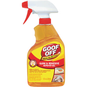 William Barr Goof Off Adhesive Remover Gel  FG790