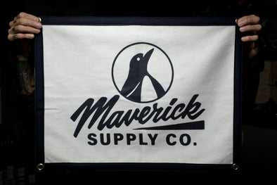 Maverick Supply Co. X Oxford Pennant