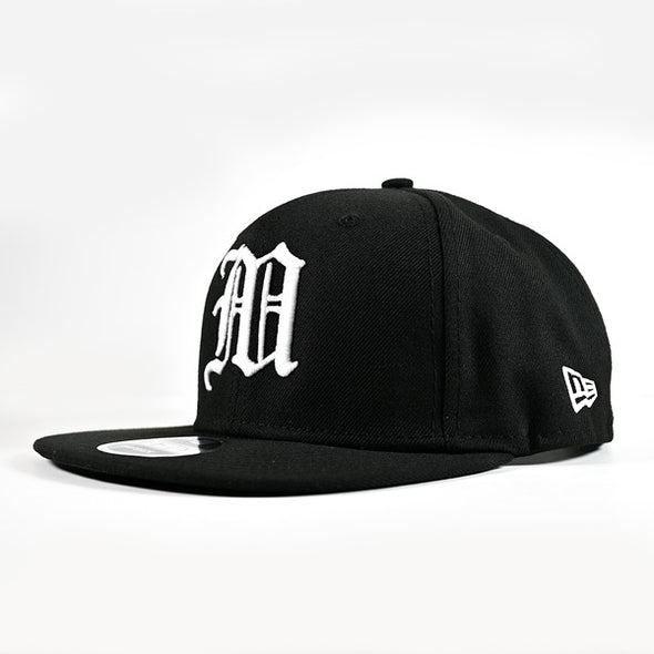 "OG NEW ERA Old English ""M"" Snapback"