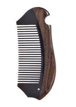 Black Bristle Hair Comb