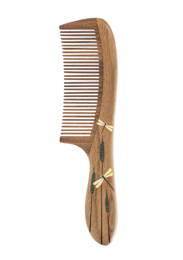 Dragonfly Grace Hair Comb