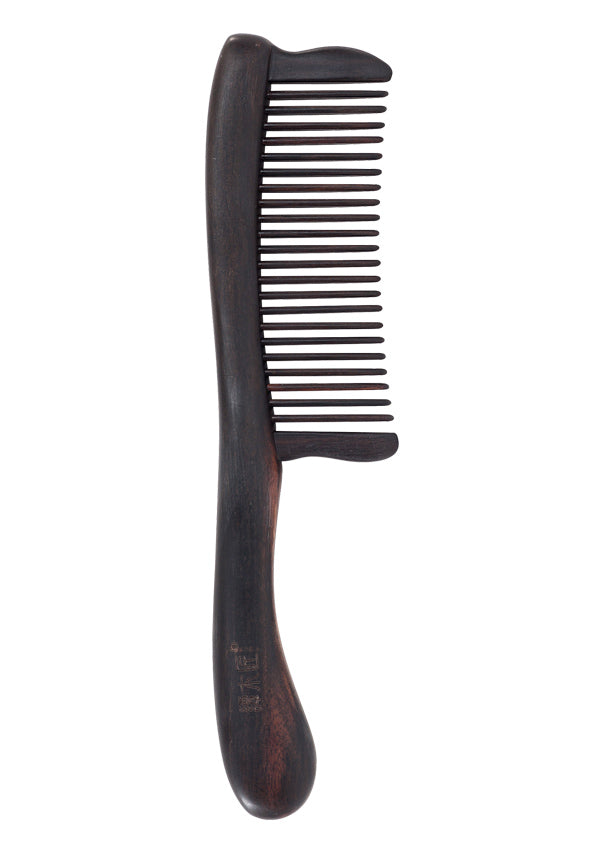 Thriving Lotus Hair Comb