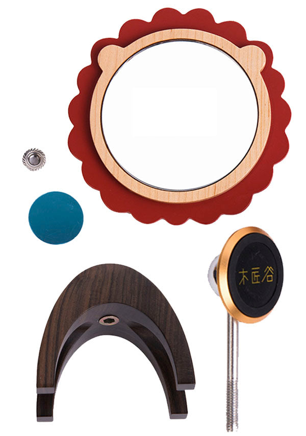 Lion Style Mirrors