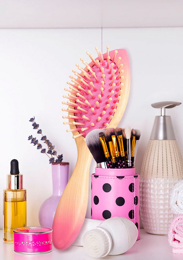 Petal Pink Hair Brush