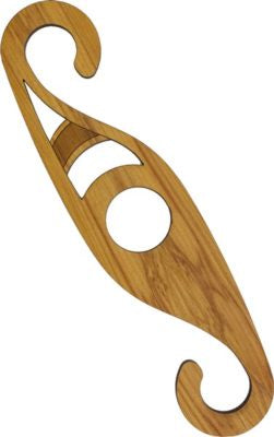Wine Glass Holder koru