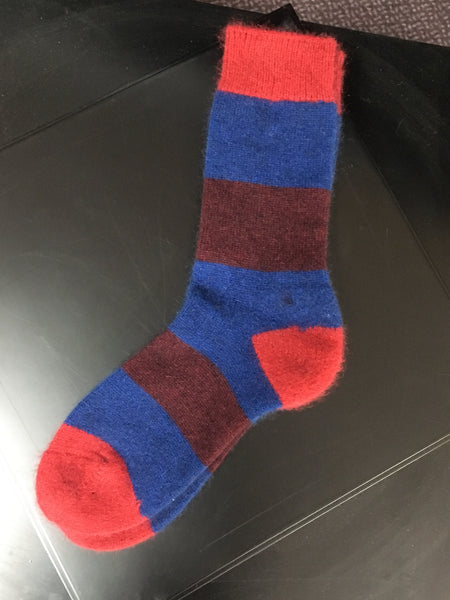Hoop Stripe Socks