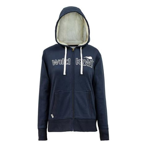 Sherpa Hooded Jacket